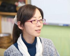 プロフィール:西山恭枝